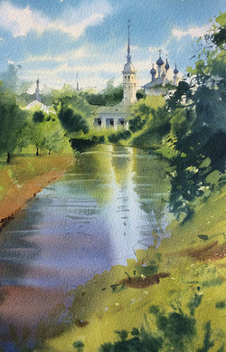 River Slavyanka