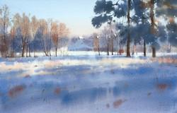 Frosty Silence