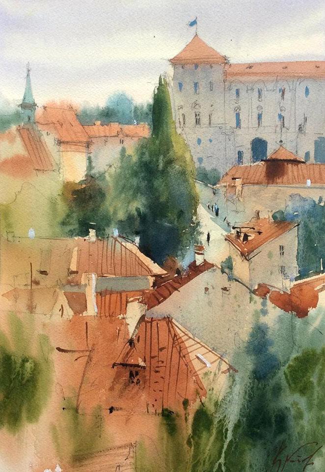 Прага. Новый свет
