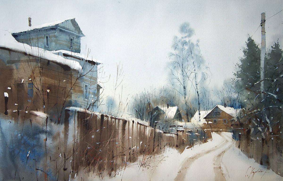 Однажды в декабре в Шувалово