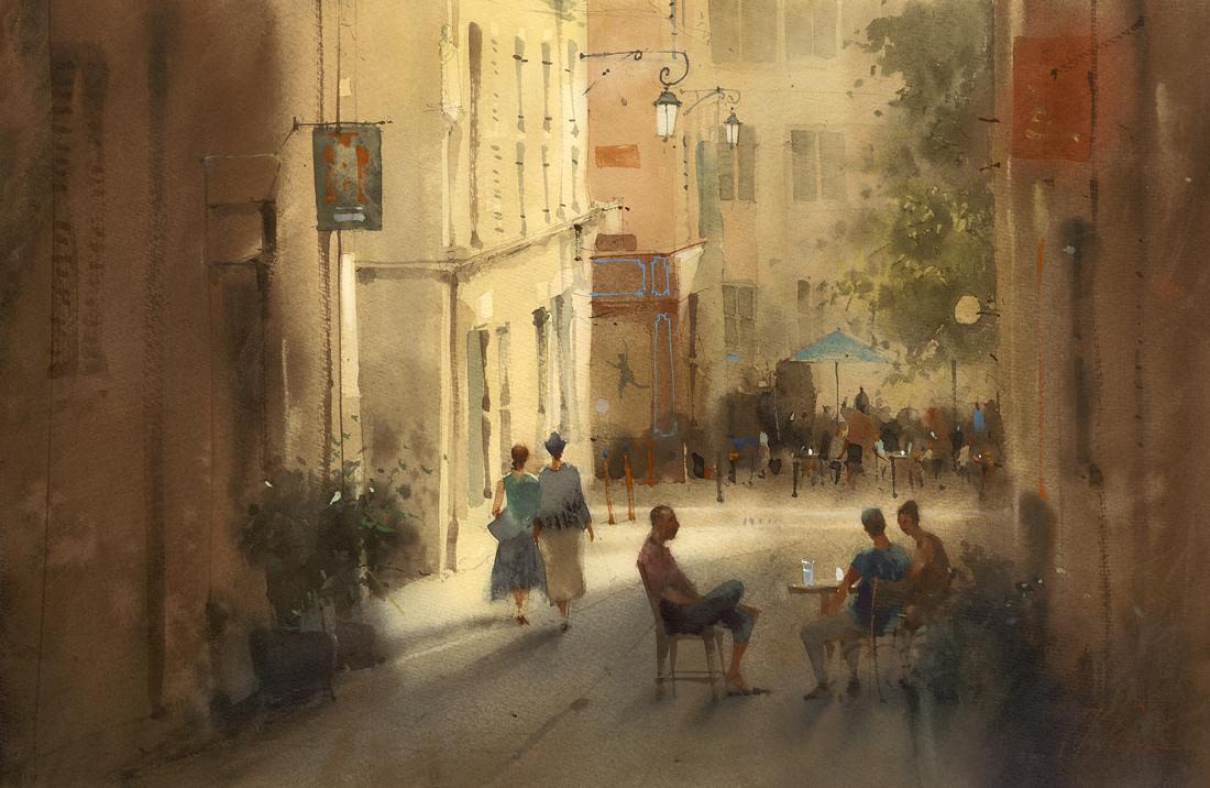 Марсельские каникулы 2