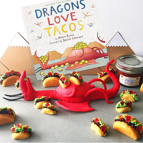Do You Think Dragons Love Tacos? - Ages 4-8
