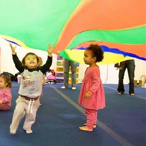 S1 A - Toddler Gymnastics 1 - Ages: Walking - 2.5