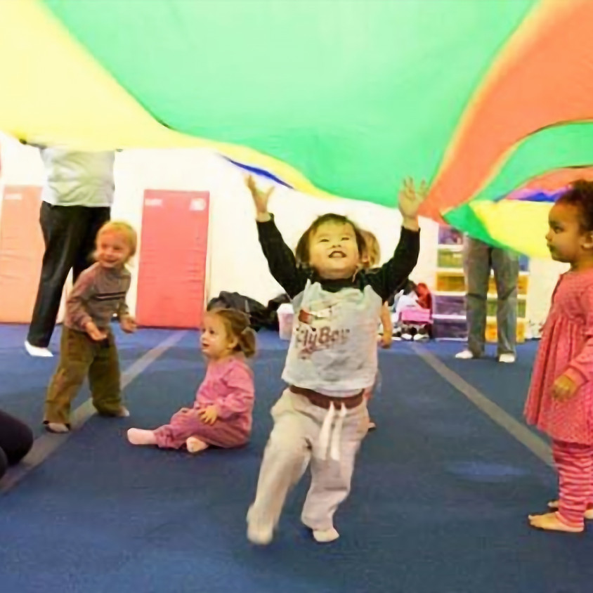 Winter Toddler Gymnastics 1 - Ages: Walking - 2.5
