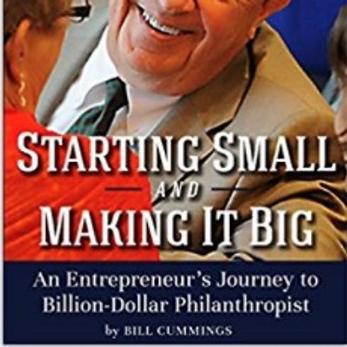 Meet the Author  - Mr. Bill Cummings - Breakfast & Talk