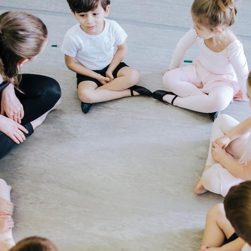 Just Dance Academy DANCE Class