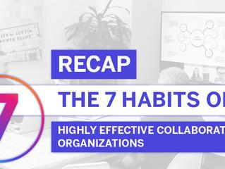 Los Siete Hábitos de Organizaciones de Colaboración Altamente Efectivas