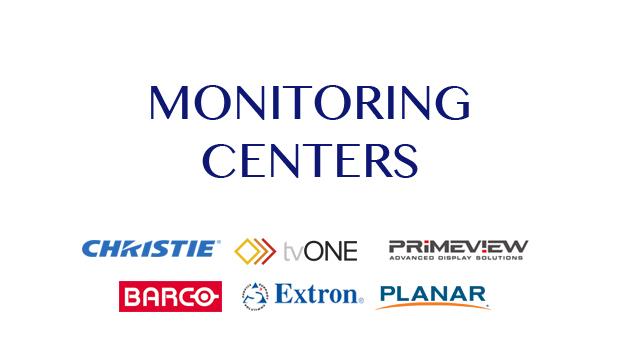 monitoring centers blanco