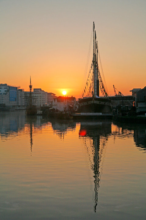 SS Sunrise