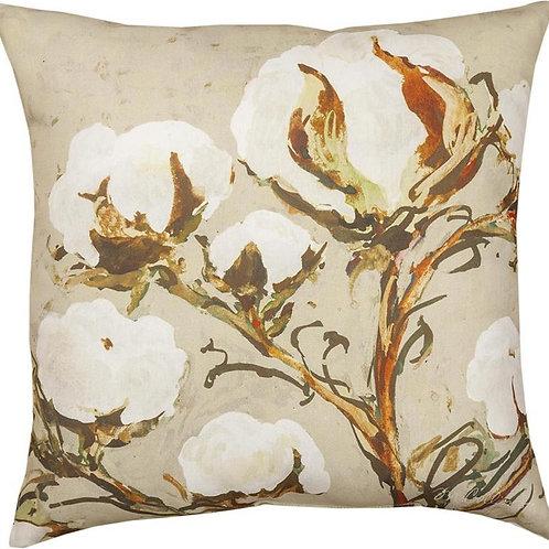 Cotton Indoor/Outdoor Pillow