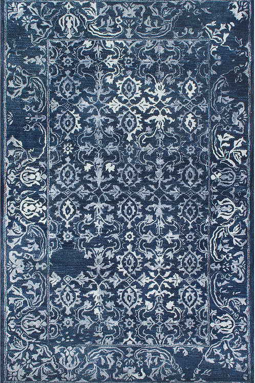 Valerie Blue Area Rug