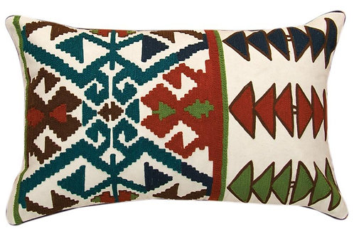 Native Print Pillow