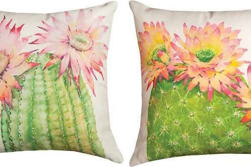 Cacti Indoor/Outdoor Pillow