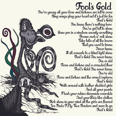 Fool's Gold - Raggy Monster