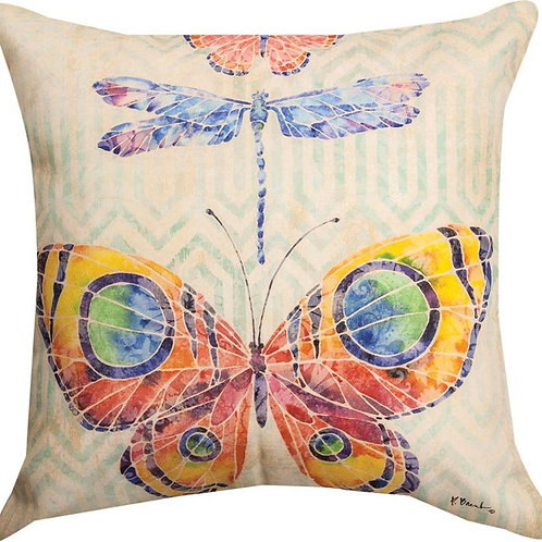 Butterfly Indoor/Outdoor Pillow