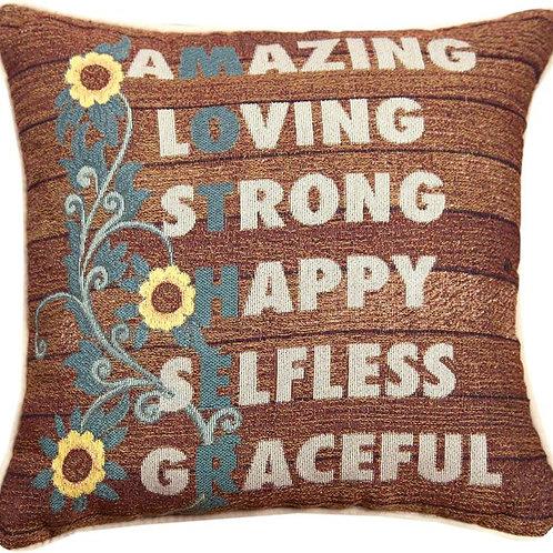 MOTHER Pillow