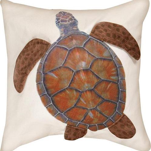 Loggerhead Pillow