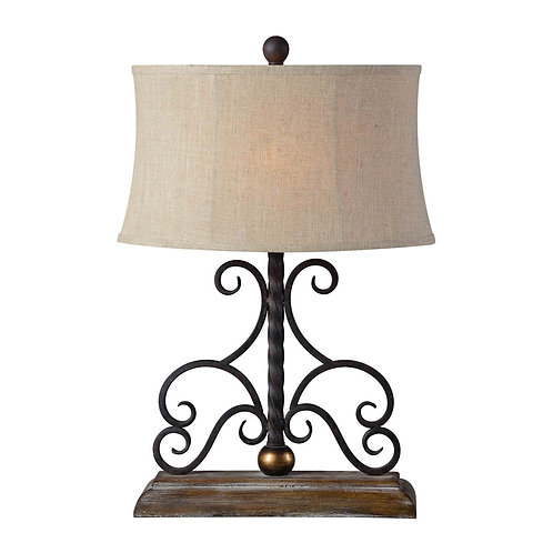 Pamela Table Lamp