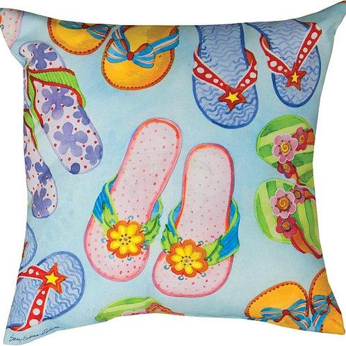 Flippy Floppy Indoor/Outdoor Pillow
