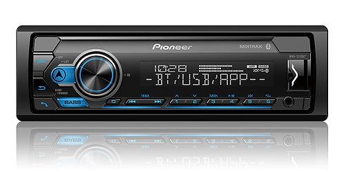 Pioneer MVH-S310BT Single Din Compatibility Car Digital Media Receiver