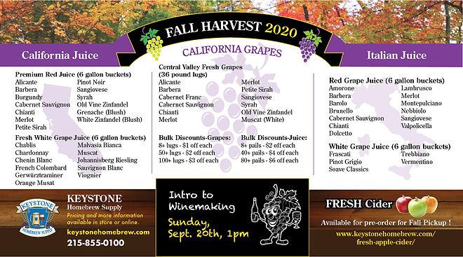 Winemaking Mailcard Design
