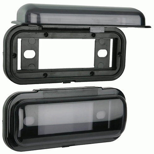 99-9005 Universal Marine Cover System - Black