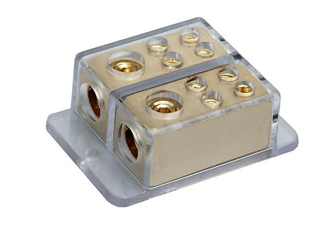 Power Distribute Block 4Gax2, 8Gax8