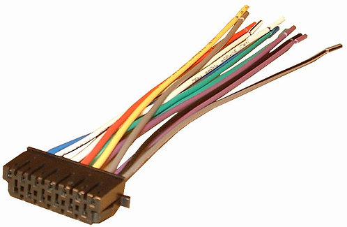 JVC radio harness, 13pin