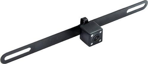 License Plate Camera Black/Silver