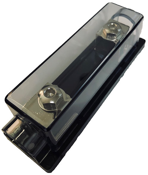 ANL Fuse Holder, 4Ga x 1 in & out