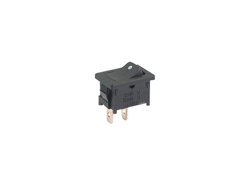 Rocker Switch, Momentary (On)Off, 2 pin