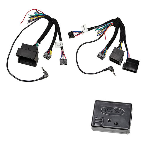 Mercedes Data Interface with SWC 2001-up
