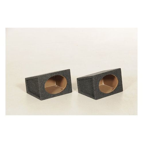 Single mini speaker box by pairs 6x9