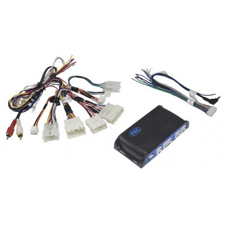 RP4.2-TY11, 4 Radio Replacement Interface for select Toyota vehicles