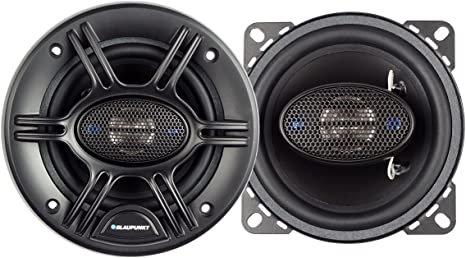 Blaupunkt GTX 401 4-Inch 240W 4-Way Coaxial Car Audio Speaker