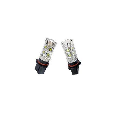 Top Quality Cree LED Lights, PSX26, White, per PC