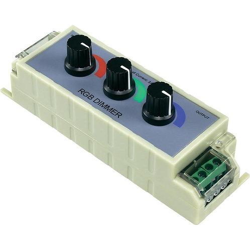 LED Light RGB Dimmer, DC12V, 3A