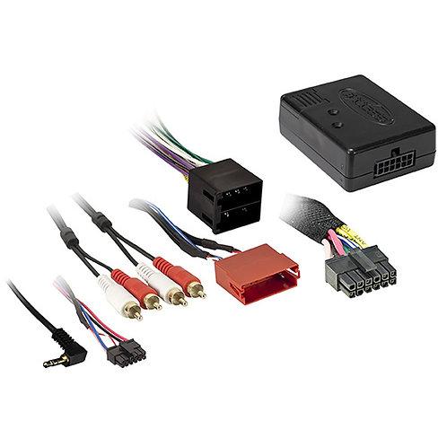 XSVI-6515NAV, Fiat 500 Data Interface 2012-2015