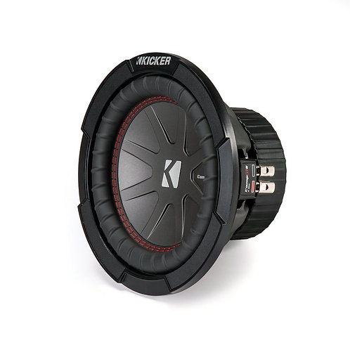 KICKER 1200 to 1600W 4ohm DVC SERIES SUBWOOFER (Options: 10 & 12 in)