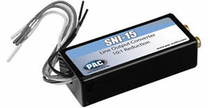 PSNI-35, PAC Adjustable line output converter