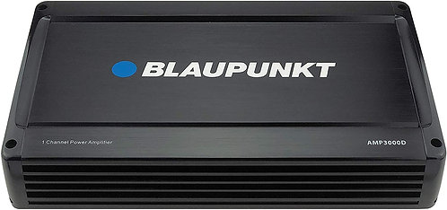Blaupunkt AMP3000D 1- Channel, Monoblock Amplifier