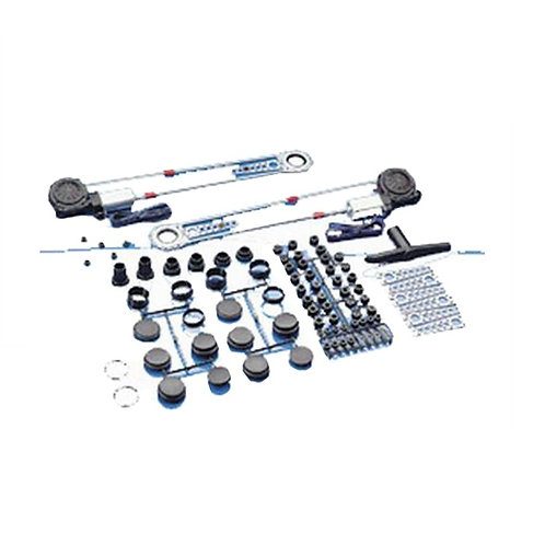 Power Window Kit, including 3 switches, For 2 window