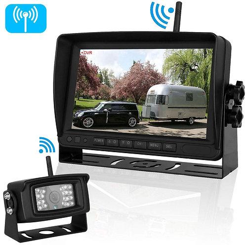 "Digital 7"" Monitor w. Wireless Camera"