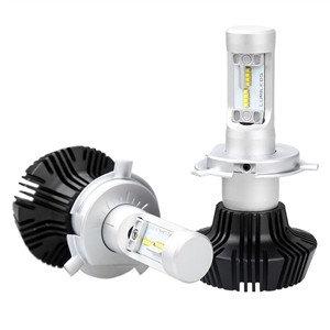 L7-880/881, LED Headlight, PHIPS, 880, DC10-24V, Fan, 6500K, 2500LM, Pair
