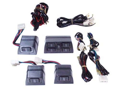 Switch Kit for 4 doors Universal Power Window Kits