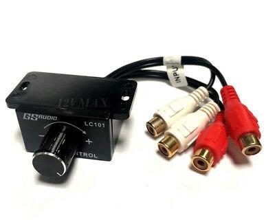 Compact Remote Level Control