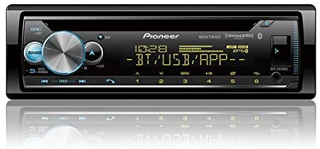 Pioneer DEH-S6100BS CD Receiver with Enhanced Audio Functions Smart Sync App