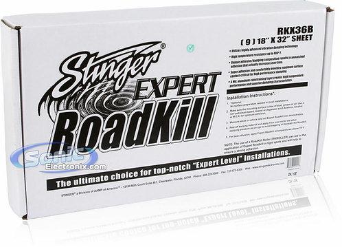 RKX36B, ROADKILL EXPERT BULK PACK 9 SHEETS 36SQ FT