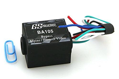 Alpine & New Pioneer Video Bypass