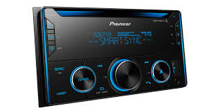 Pioneer FHS520BT Double Din Bluetooth